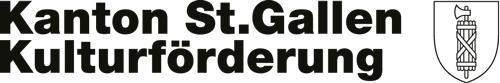 Logo Kulturförderung St.Gallen