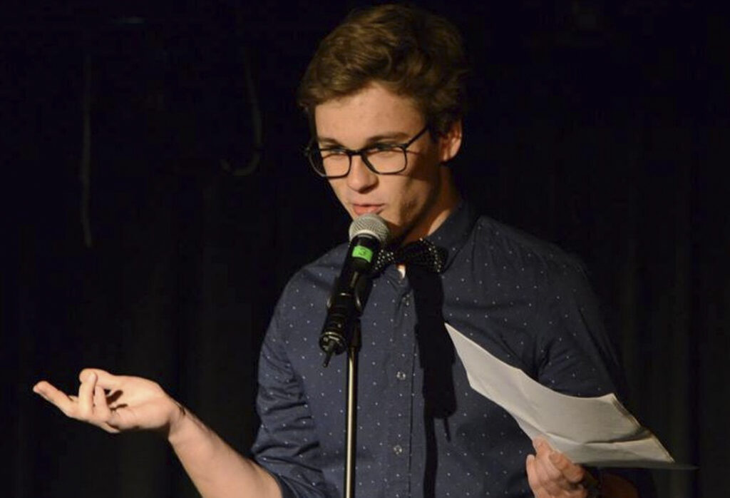 Poetry Slam im ZAK Rapperswil-Jona