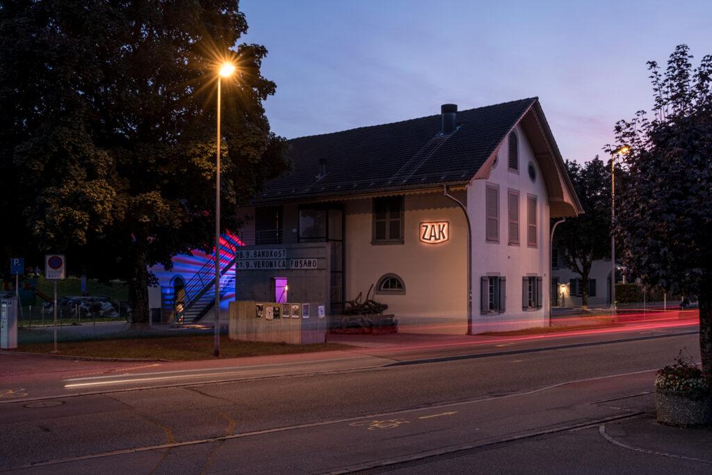 Aussenansicht ZAK Rapperswil-Jona