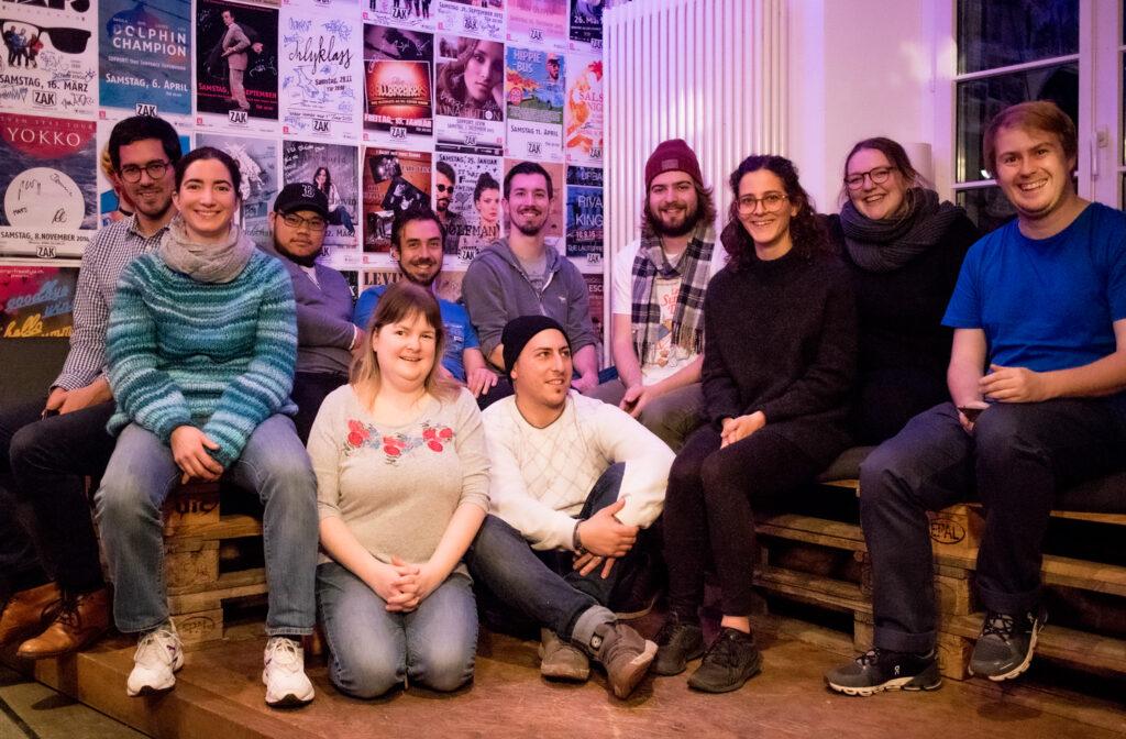 Der Vorstand des ZAK Rapperswil-Jona